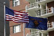 Flags-of-usa-and-oregon