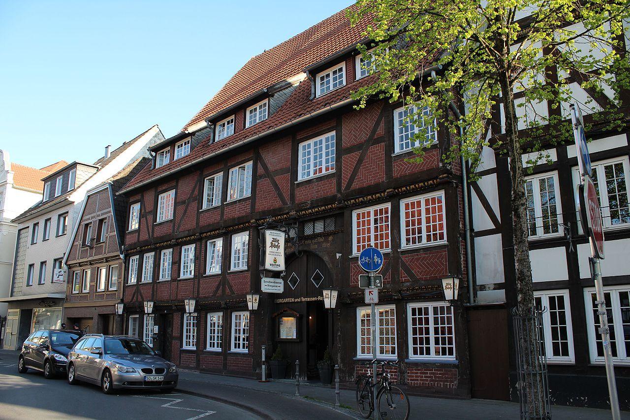 Alte Börse Lippstadt