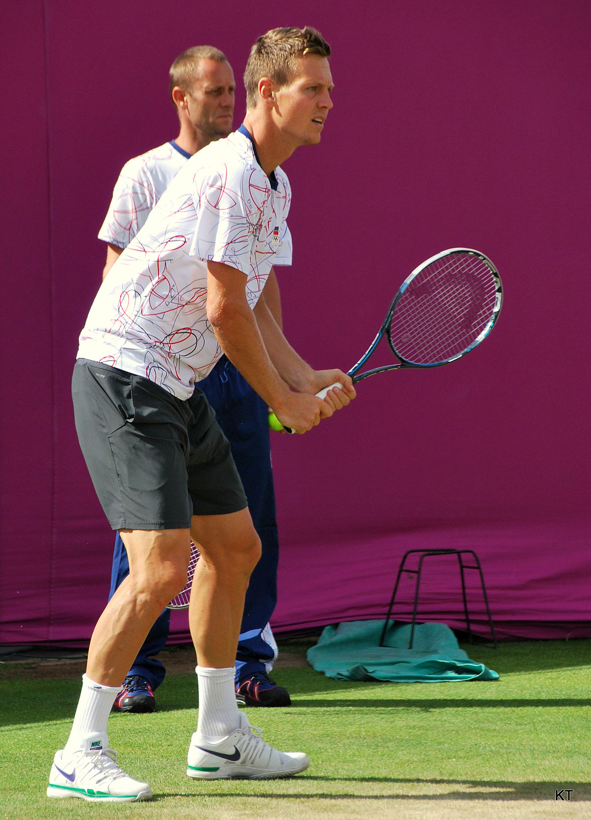 Tom Berdych Wikipedija