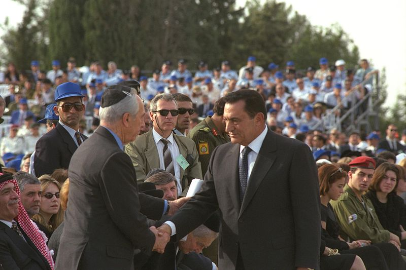 File:Flickr - Government Press Office (GPO) - Peres and Mubarak.jpg