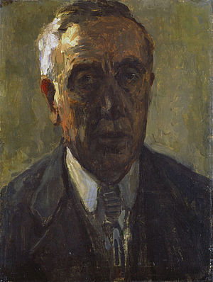 Floris Verster - Self-portrait (1921)