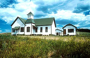 National Register of Historic Places listings in Teller County, Colorado - Image: Florissant Heritage Museum