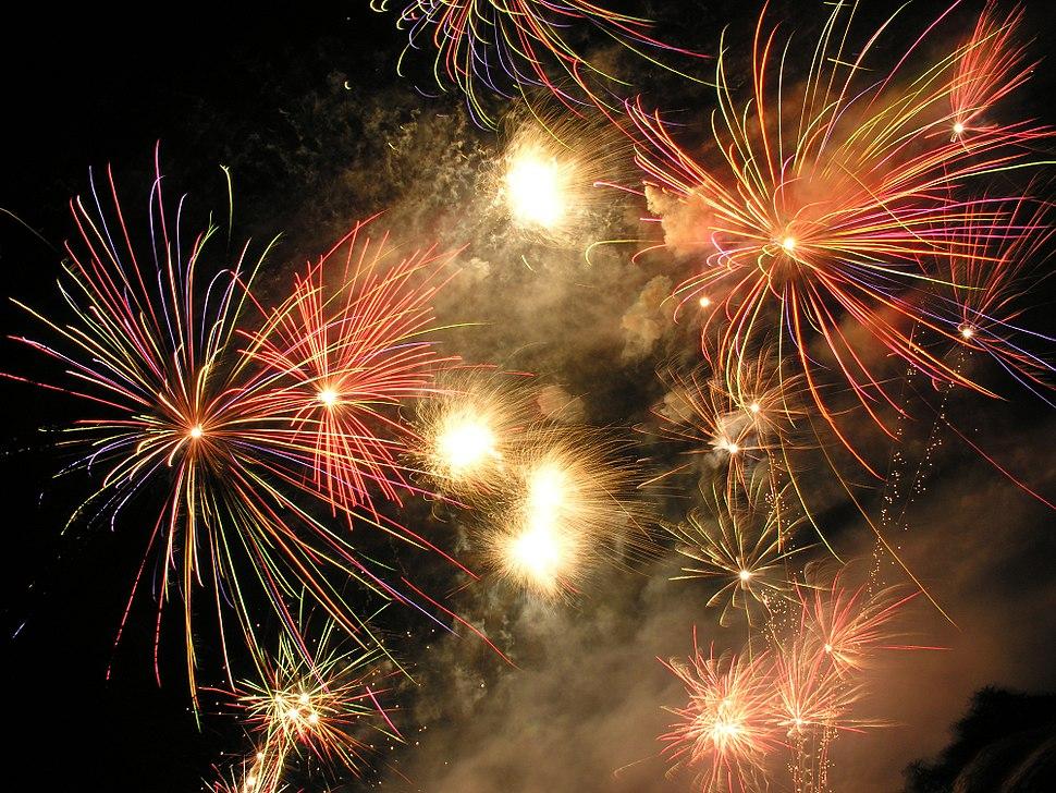 Fogos artificiais