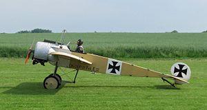 Fokker E.III - Fokker E.III replica