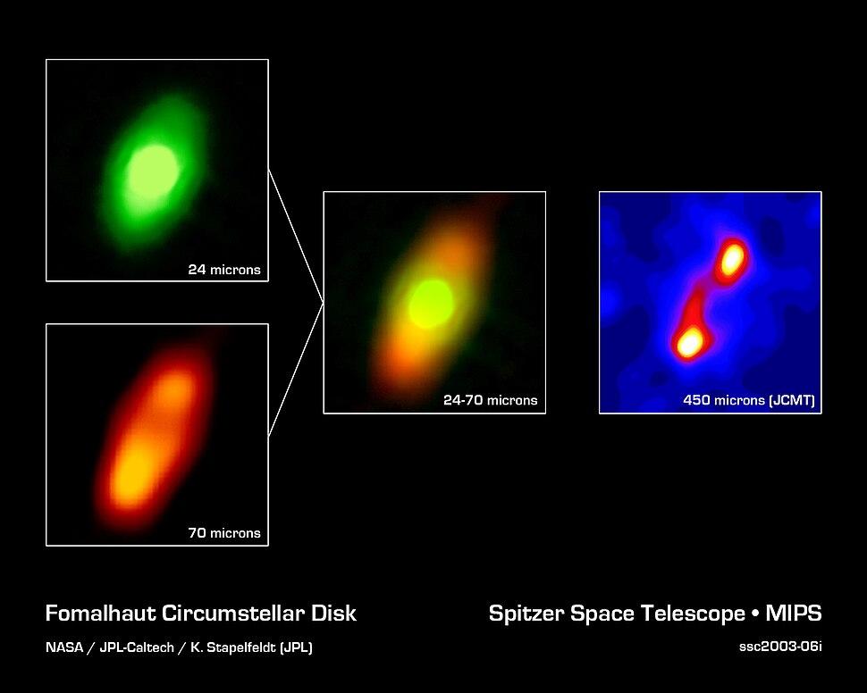 Fomalhaut Circumstellar Disk