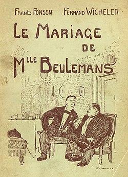 Fonson, Wicheler - Le Mariage de mademoiselle Beulemans, 1910 (page 1 crop).jpg