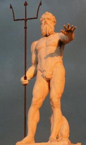 Giovanni Angelo Montorsoli - Neptune