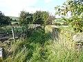 Footpath off Blue Ball Road, Soyland - geograph.org.uk - 989221.jpg
