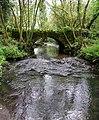 Forgotten foot bridge near Reynalton - geograph.org.uk - 1276663.jpg