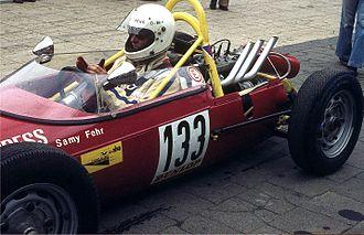 Formula Junior - Sauter Formula Junior with DKW-Engine