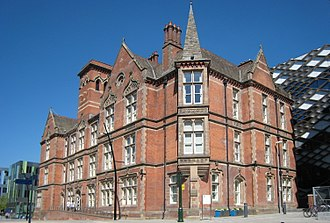 Jessop Hospital - The original Victorian wing of the Jessop Hospital