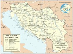 Former Yugoslavia Map.png