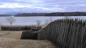 Little Tennessee River - Fort-loudoun-tennessee-south1