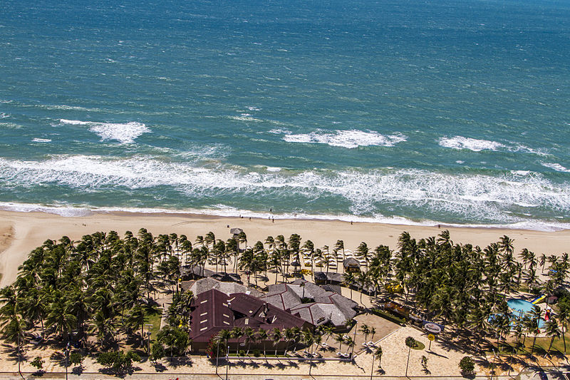 Praia do Futuro em Fortaleza fotos