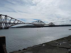 Forth Bridge Northside 2015 07.JPG