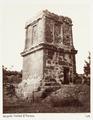 Fotografi av Tomba di Terone, Girgenti - Hallwylska museet - 107434.tif