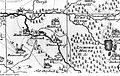 Fotothek df rp-d 0160044 Großenhain-Folbern. Paulsmühle, Karte des Amtes Großenhain, von Zürner, 1711, Na.jpg