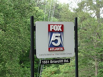 1994–1996 United States broadcast TV realignment - The deal affected WAGA-TV in Atlanta, which switched to Fox after a longtime affiliation with CBS.