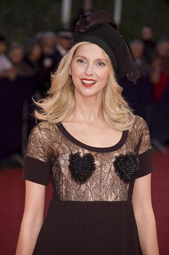 Frédérique Bel - Frédérique Bel at the Deauville American Film Festival in 2009.