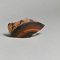 Fragment of a kylix- band-cup (drinking cup) MET DP21787.jpg