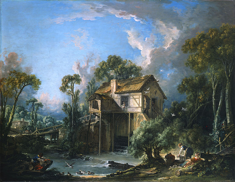 Art History News: 300 Years Of French Landscape Painting