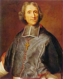 Portrait de Fénelon par Joseph Vivien