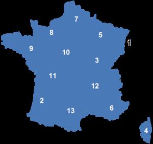 France 3 - Image: France 3 Regions