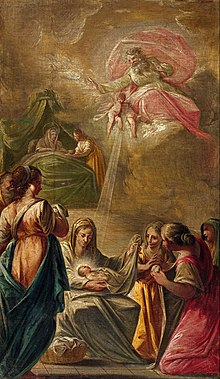 Francesc Pla Duran, 'El Vigatà' - Birth of the Virgin - Google Art Project.jpg