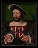 Francis I (1494–1547), King of France MET DP350013.jpg