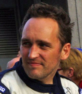 Franck Montagny - Montagny at the 2011 24 Hours of Le Mans driver parade