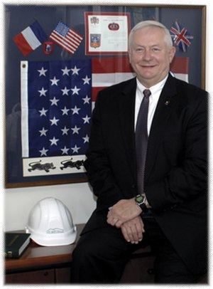 Frank H. Akers Jr. - Associate Lab Director for the ORNL (2006)