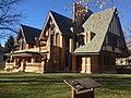 Frank Lloyd Wright building, Oak Park 2.jpg