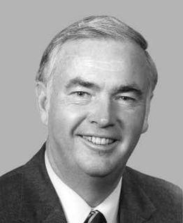 Frank Murkowski Republican governor of and U.S. Senator from Alaska