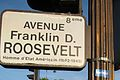 Franklin D. Roosevelt Avenue sign.jpg