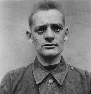 Franz Stofel SS officer
