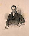 Franz de Paula Wirer, Ritter von Rettenbach. Lithograph by J Wellcome V0006322.jpg