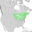 Fraxinus nigra range map 2.png