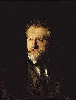 Frederic Porter Vinton by John Singer Sargent