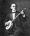 Frederick J. Bacon playing a banjo.jpg
