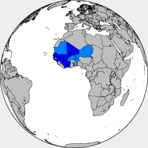 French west africa countries
