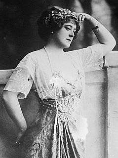 Frieda Hempel German soprano singer