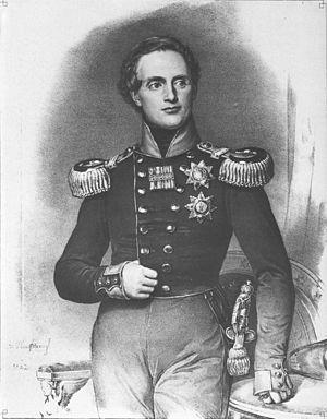 Kriváň (peak) - Frederick II