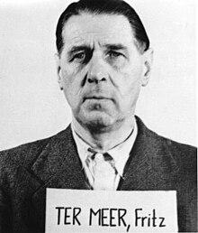 Image result for Hoechst. Fritz ter Meer,