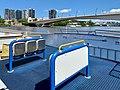 Front seating at Nar-dha CityCat, Brisbane.jpg