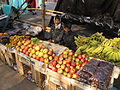 Fruits Stall - Gangasagar Fair Transit Camp - Kolkata 2012-01-14 0782.JPG