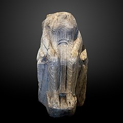 Funerary statue-Ma 2789