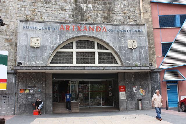 Artxanda Funicular