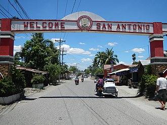 San Antonio, Nueva Ecija - Image: Fvf San Antonio NE0522 18