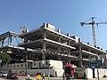 Göztepe Stadium construction.jpg