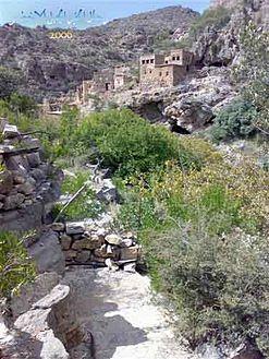 الجبل الأخضر عمان ويكيبيديا